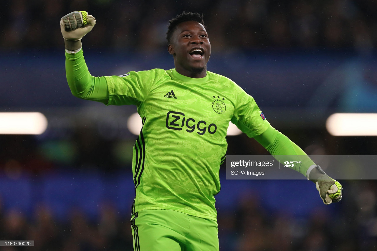 Is Andre Onana destined for Stamford Bridge?