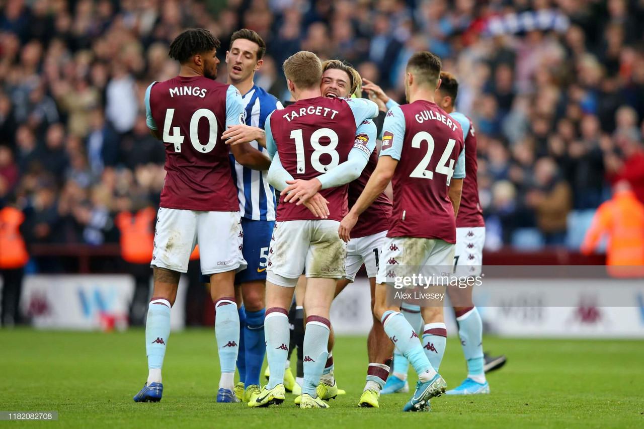 Key Villa men return to training after injury spells