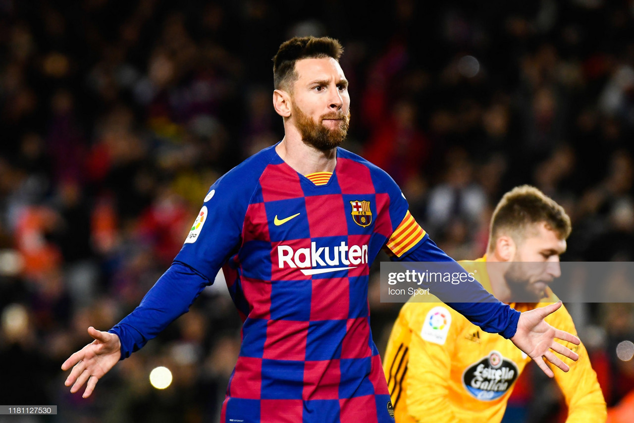 FC Barcelona 4-1 Celta Vigo: Messi masterclass takes Barcelona back to top of La Liga