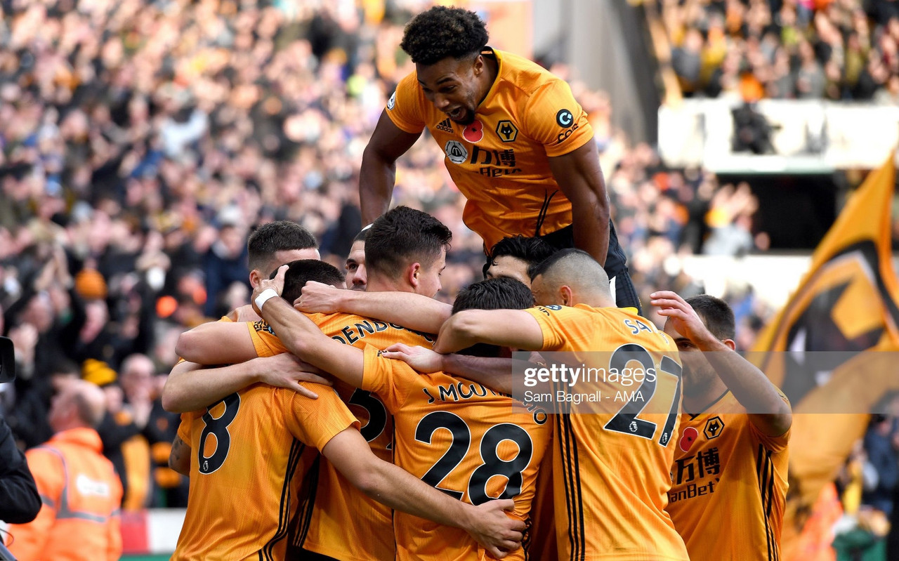 Wolves 2-1 Villa: Neves steals the show