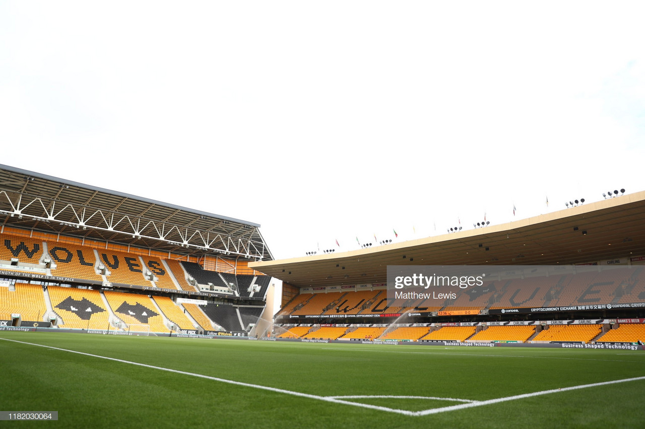 Wolves vs Aston Villa: Live Stream Text Commentary in Premier League 2019 (2-1)