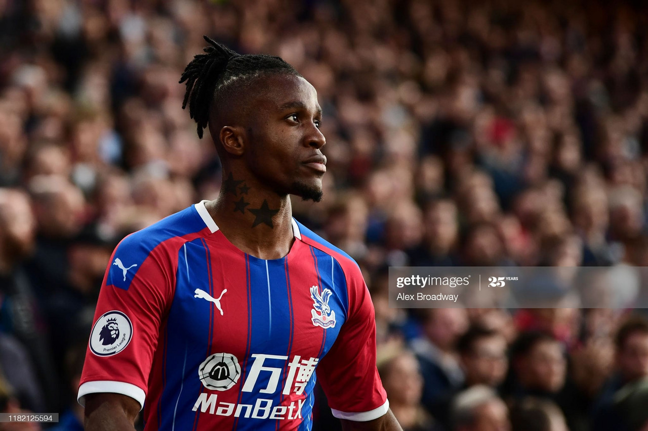 Are Crystal Palace and Wilfried Zaha holding each other back?