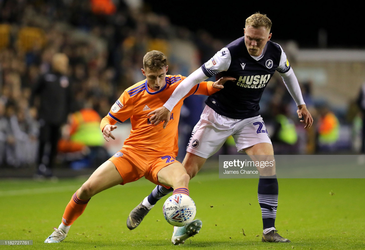 Millwall 1-0 Brentford: Williams and Molumby star as Lions end decade with three points