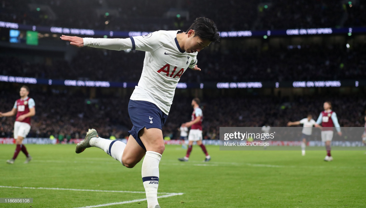 Tottenham Hotspur 5-0 Burnley: Dazzling strikes in hugely impressive victory