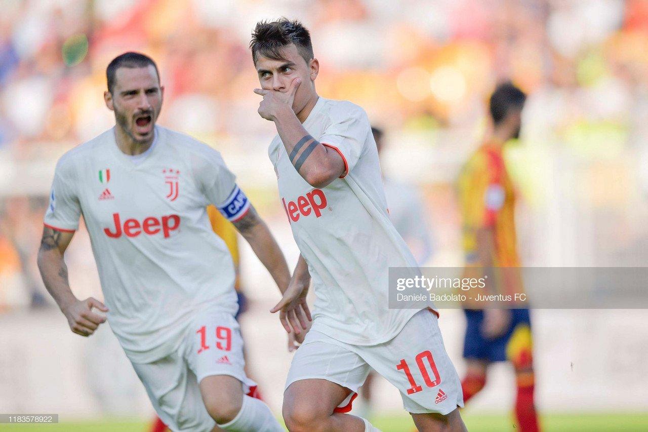 Juventus vs Genoa: The Bianconeri return home to host Genoa