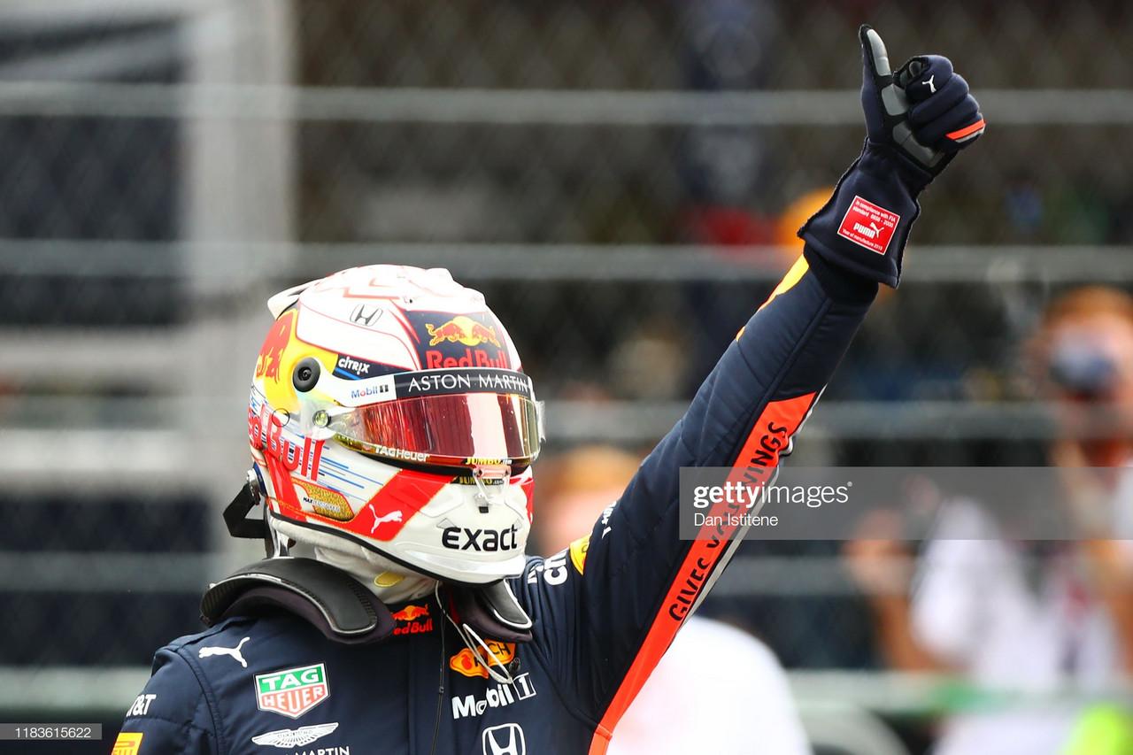 Verstappen on pole as Bottas crashes in qualifying