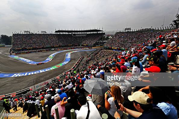 Mexican Grand Prix: Live Stream TV Updates and How To Watch Formula One 2019