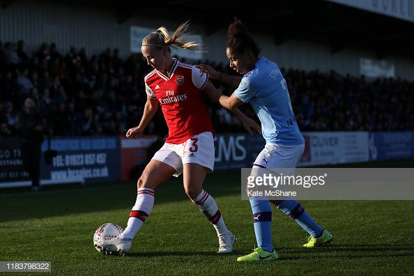 Arsenal Women vs Manchester City Women Conti Cup preview: Cushing hoping to end how he started