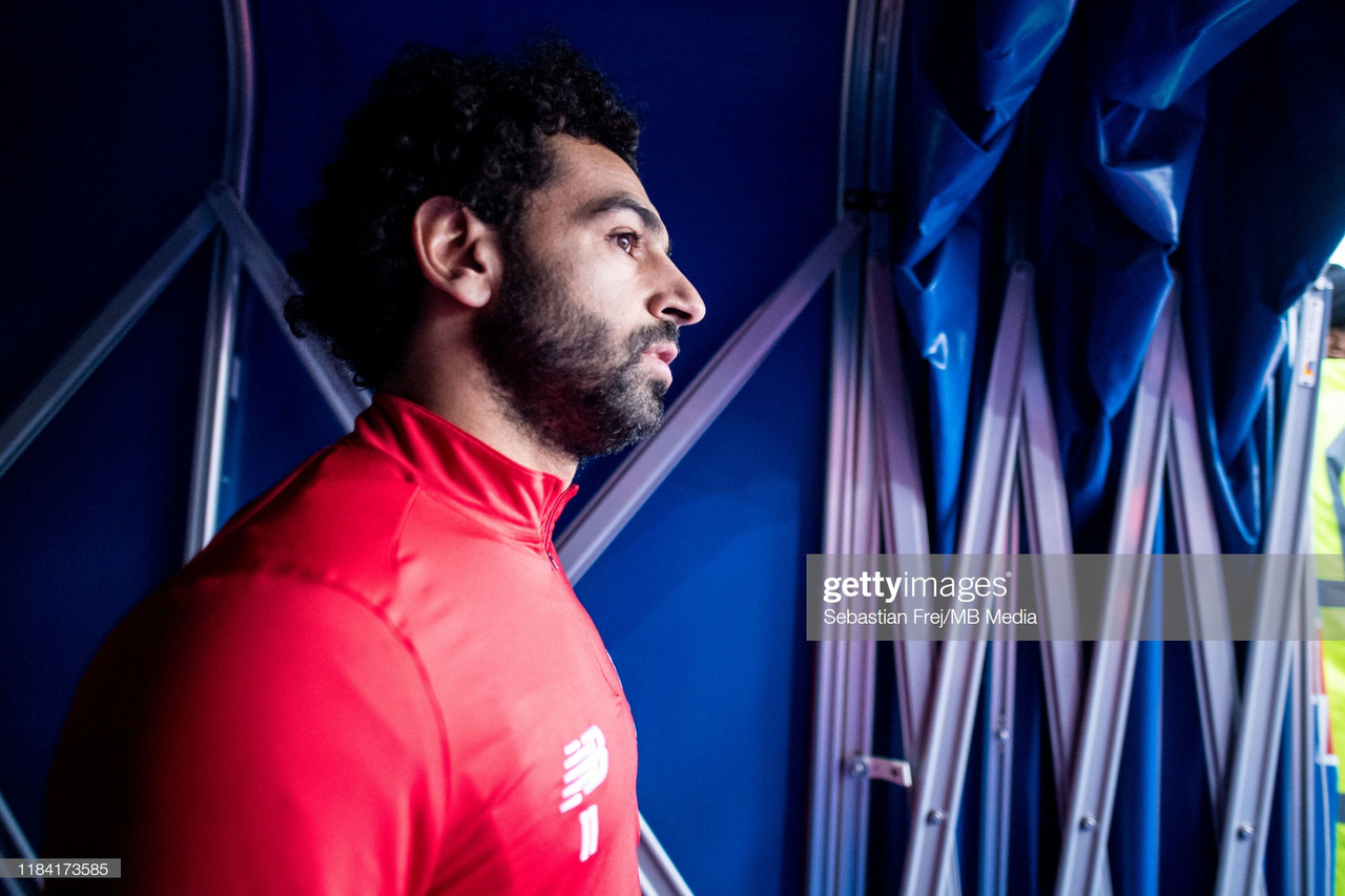 Klopp confirms Salah will return for Champions League showdown against Napoli