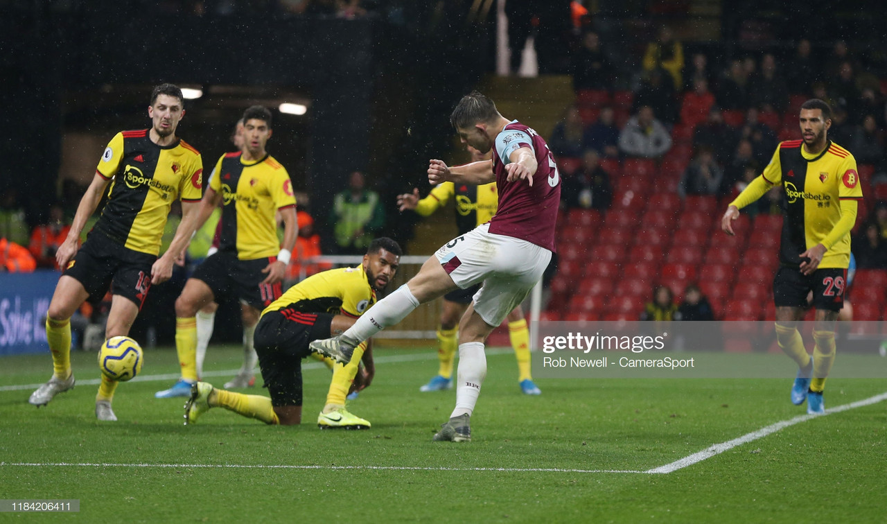 James Tarkowski wants to add more goals to his game