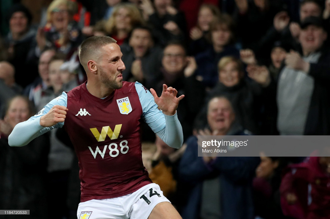 Aston Villa 2-0 Newcastle: Hourihane spoils Bruce's return to Villa Park