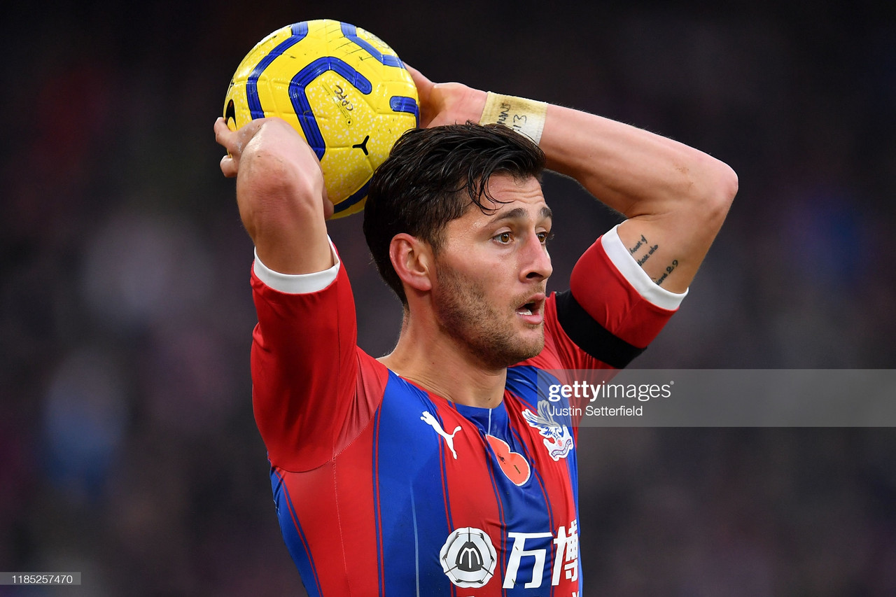 Joel Ward extends Crystal Palace contract