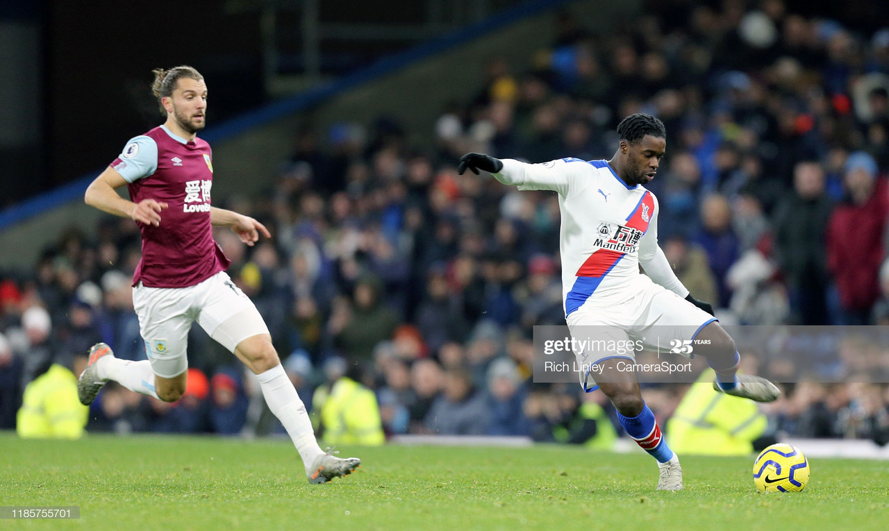 Crystal Palace vs Burnley: A look at the Clarets' opponents