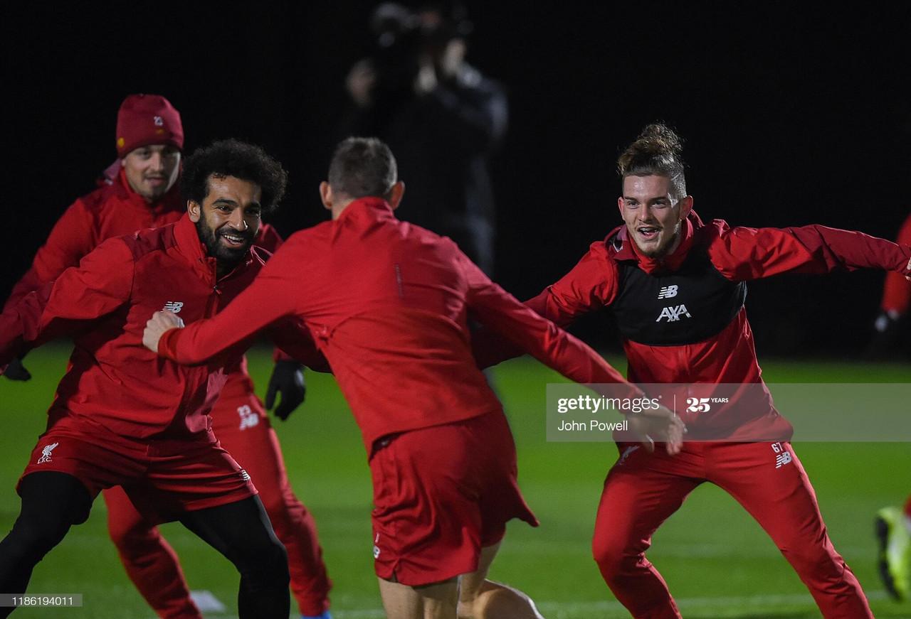 Liverpool's stars-in-waiting: Harvey Elliott
