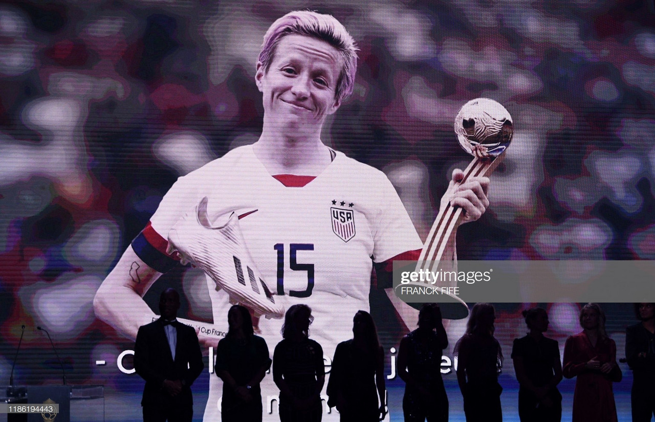 Opinion: Why Megan Rapinoe should not have won the Ballon D'or