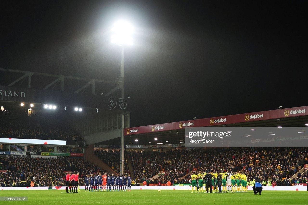 Norwich City 0-2 Watford: As it Happened