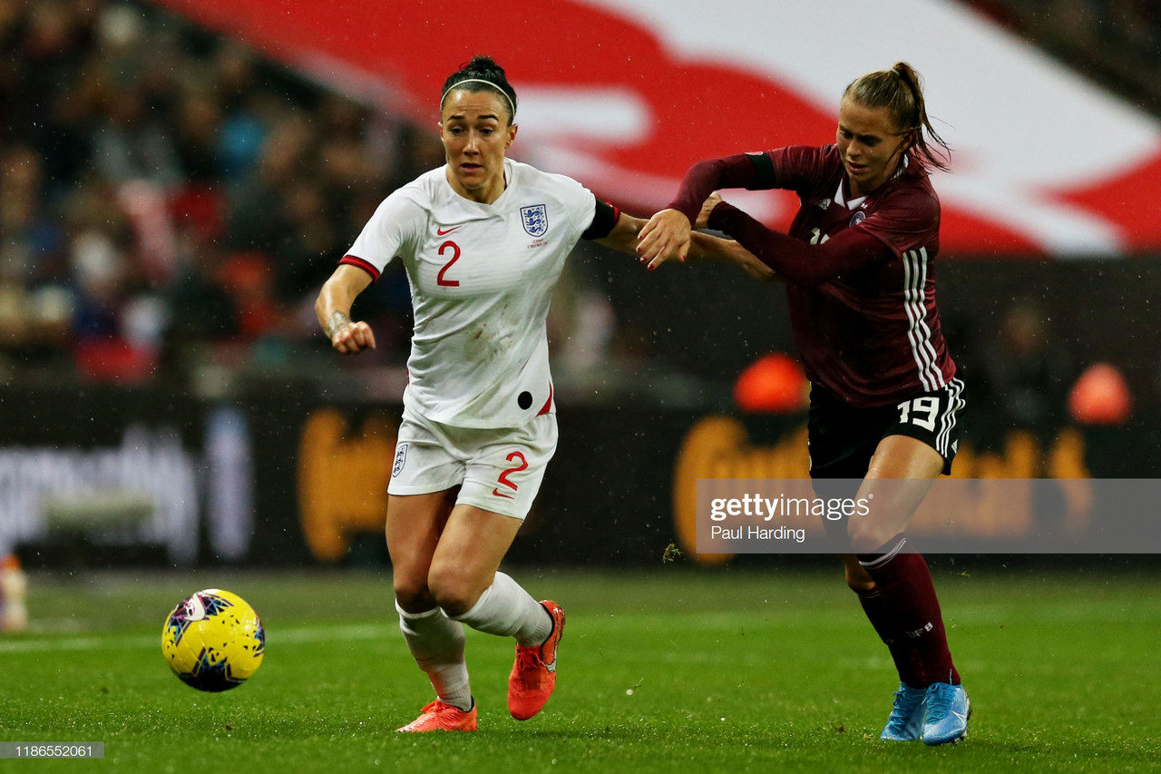 England 1-2 Germany: Lionesses defeated at Wembley