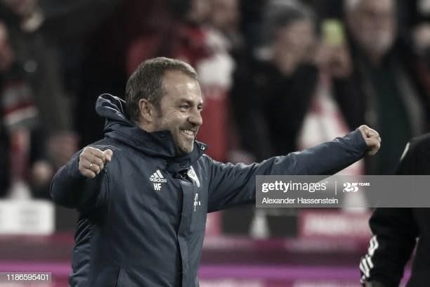Hans-Dieter Flick renueva con el Bayern