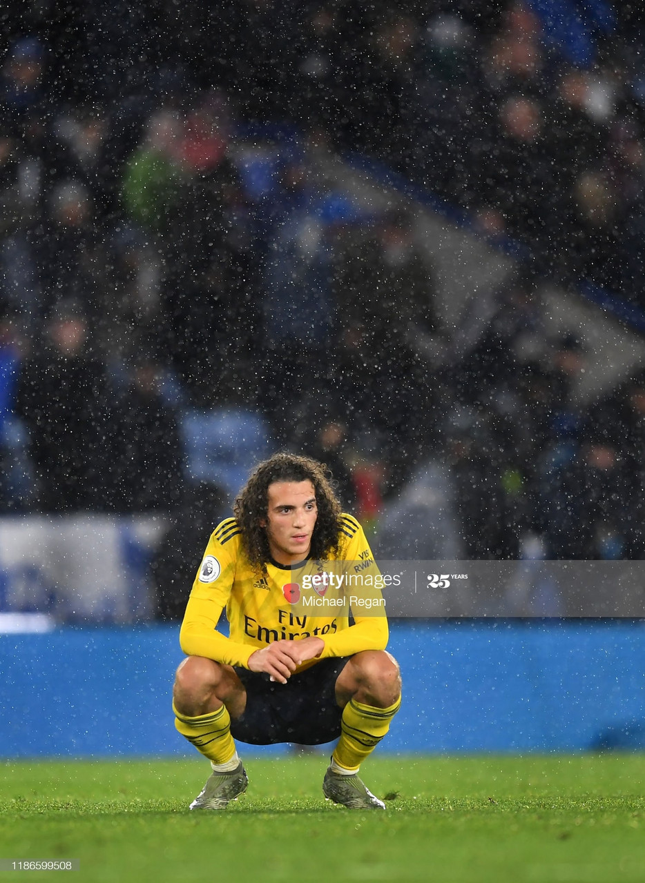 Is there a way back for Matteo Guendouzi?