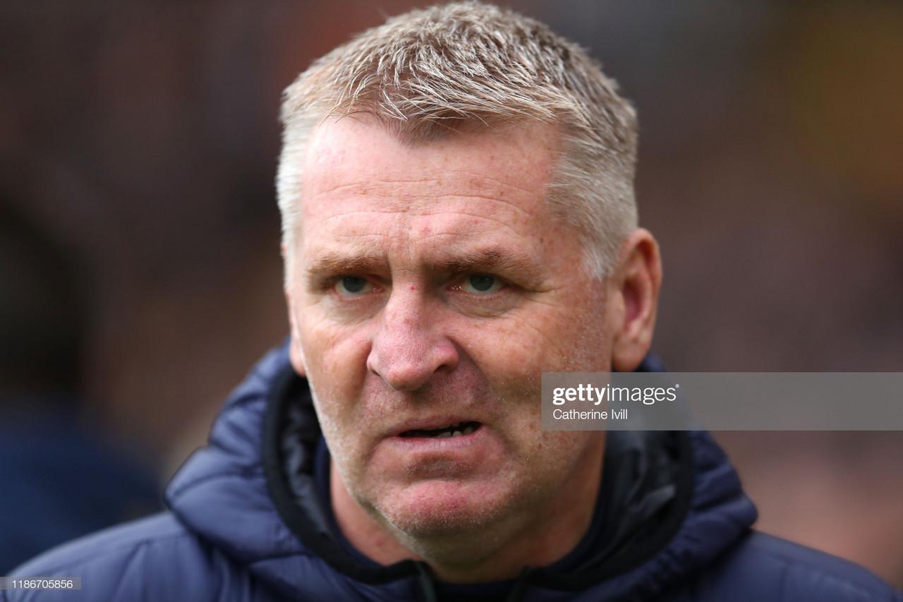 Dean Smith left fuming over Villa's dismal display