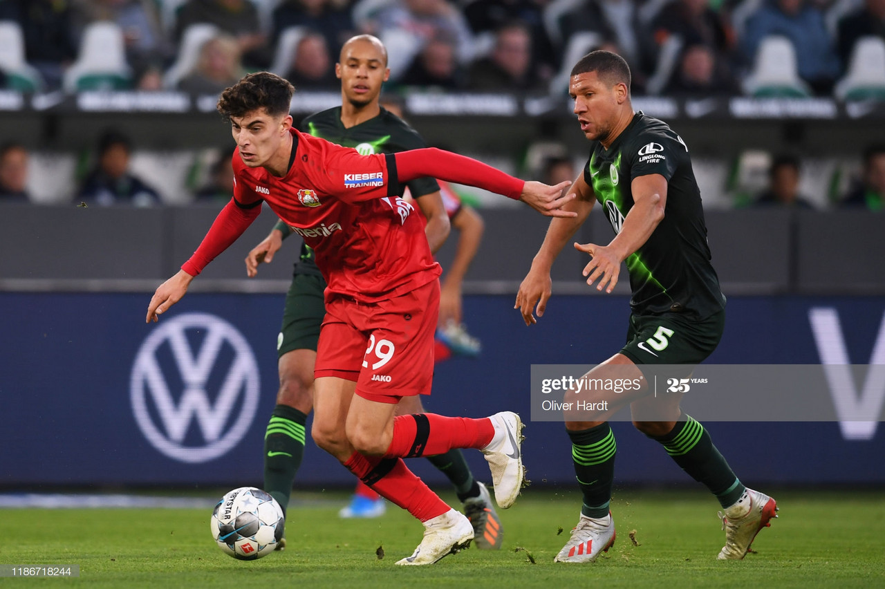 Bayer Leverkusen vs VFL Wolfsburg Preview: Kai Havertz looks to continue red-hot form against hit-or-miss visitors