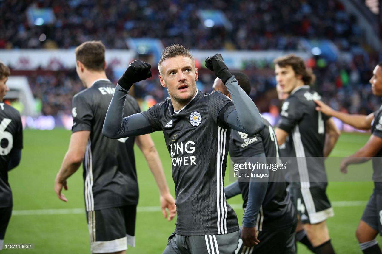 Memorable Match: Aston Villa 1-4 Leicester City: 17th placed Aston Villa fall prey to Vardy & co.
