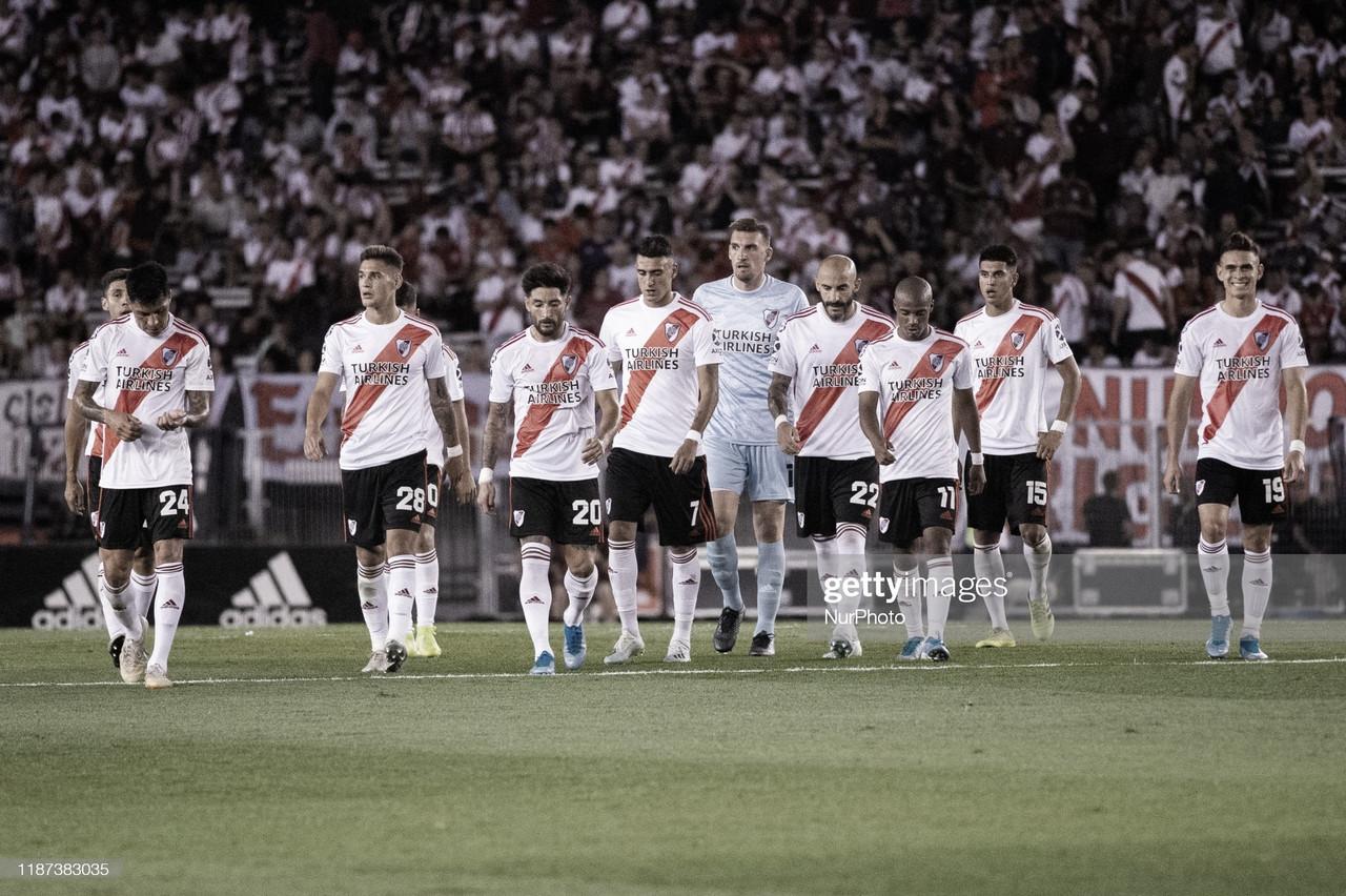 Una temporada más tarde y un nuevo enfrentamiento en Núñez tras dieciséis meses