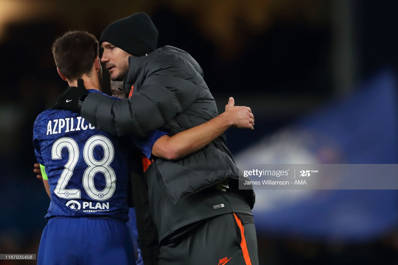 Cesar Azpilicueta: 'I am a captain that is never happy. I always want more.'