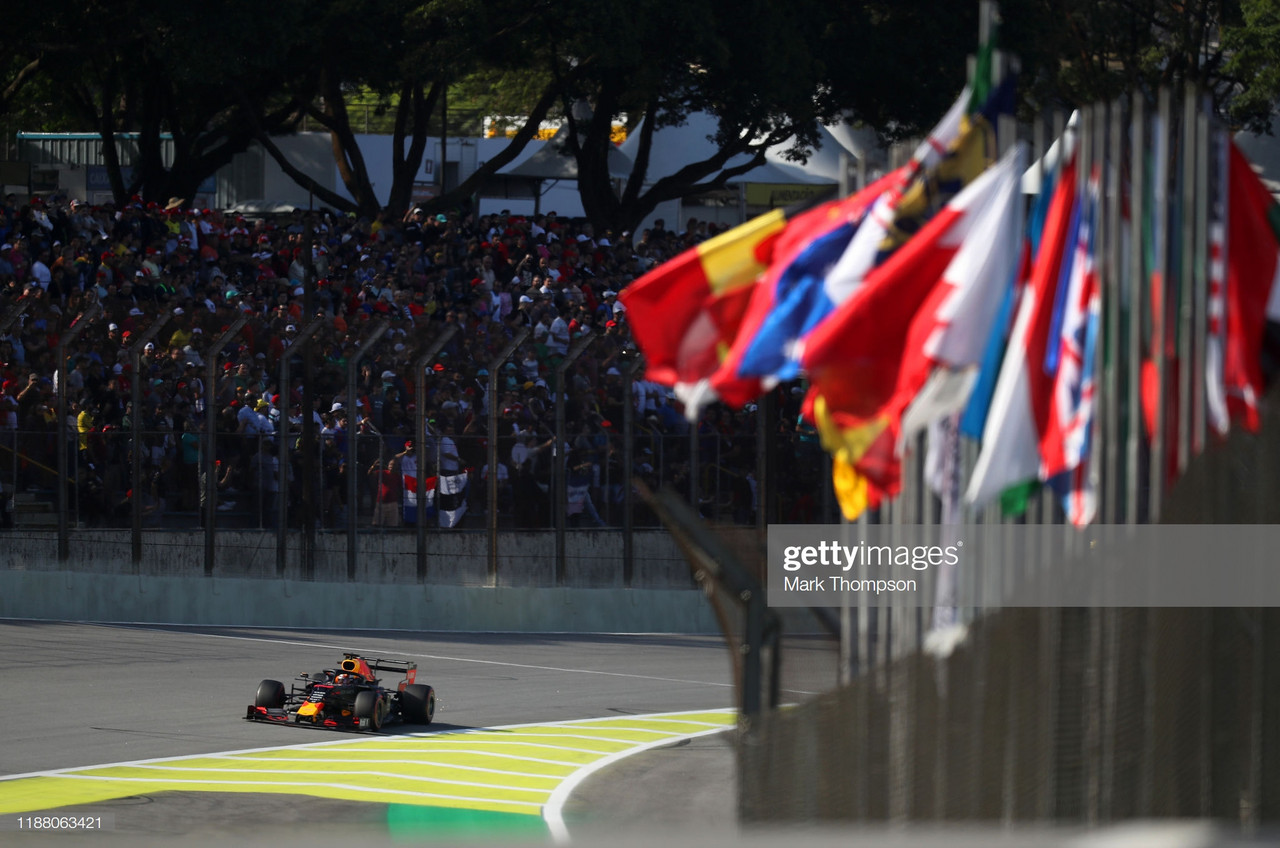 Brazilian Grand Prix: Live Stream TV Updates and How To Watch Formula 1 2019