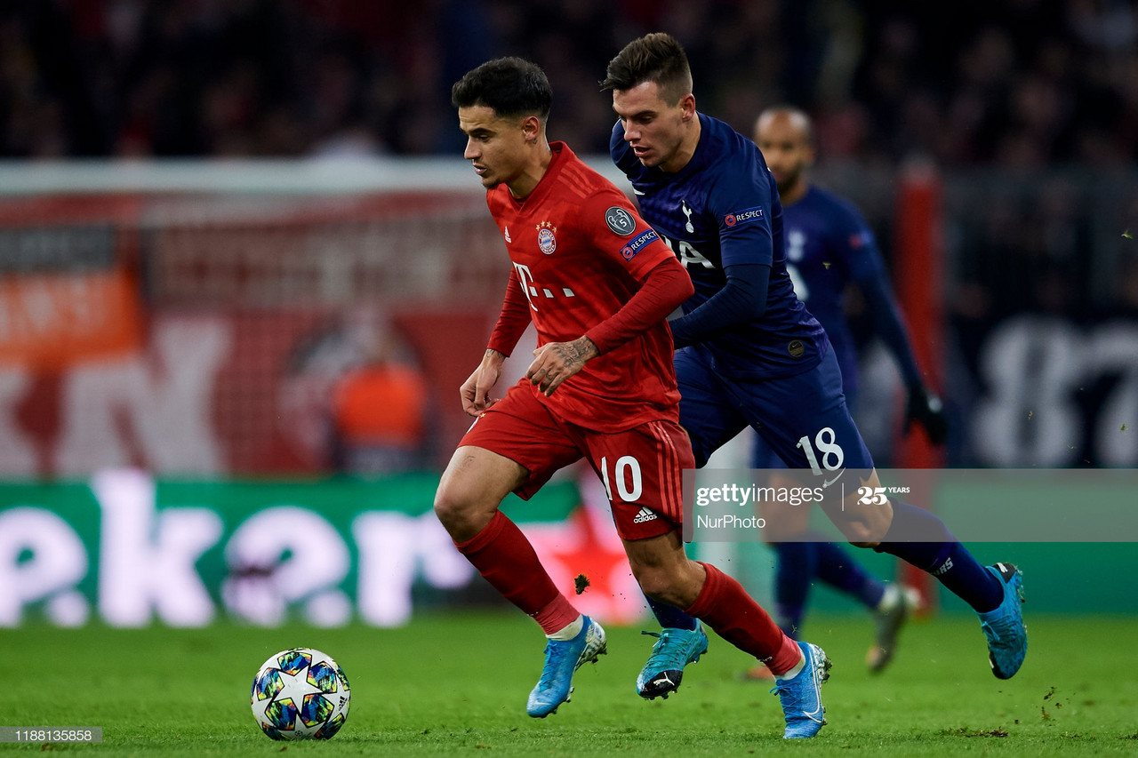 Tottenham ready to make loan approach for Phillipe Coutinho