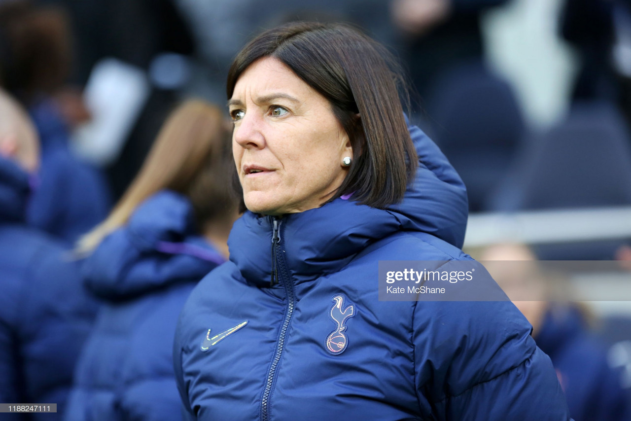 Karen Hills on North London derby defeat and how far Spurs have come