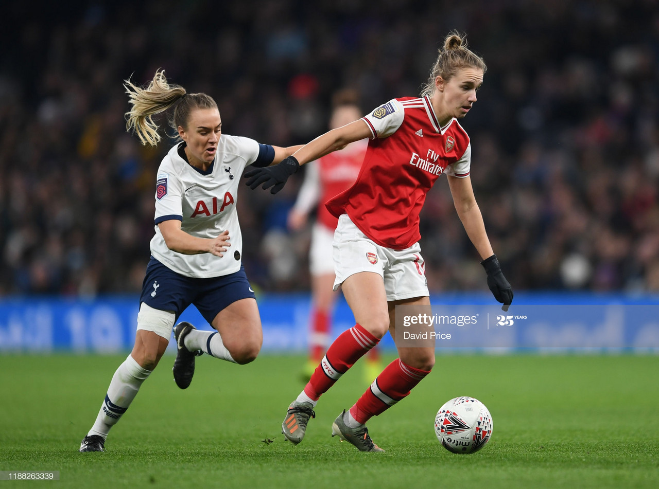 Arsenal vs Tottenham FA Women's FA Cup Quarter-final Preview: How to watch, kick-off time, team news, predicted line-ups and ones to watch