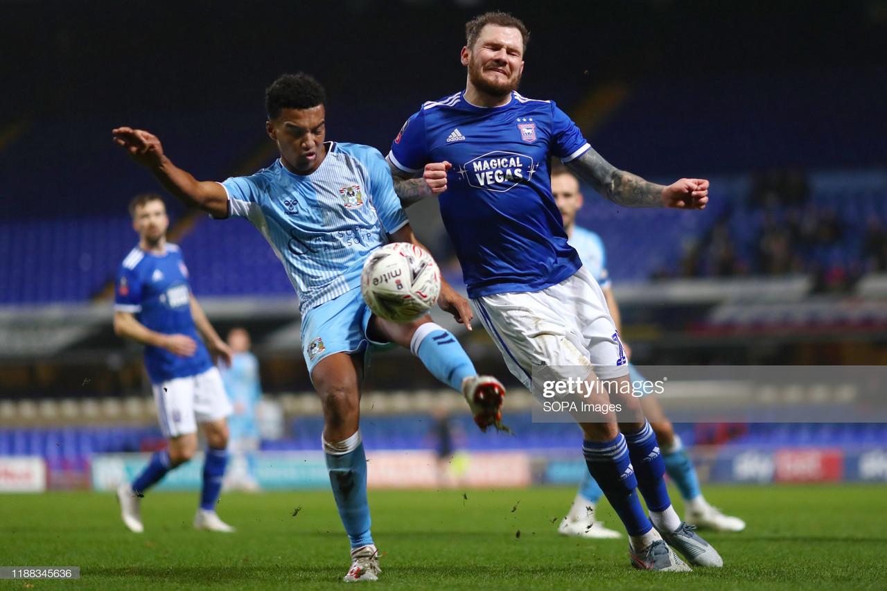 Norwich complete move for Coventry City left-back Sam McCallum