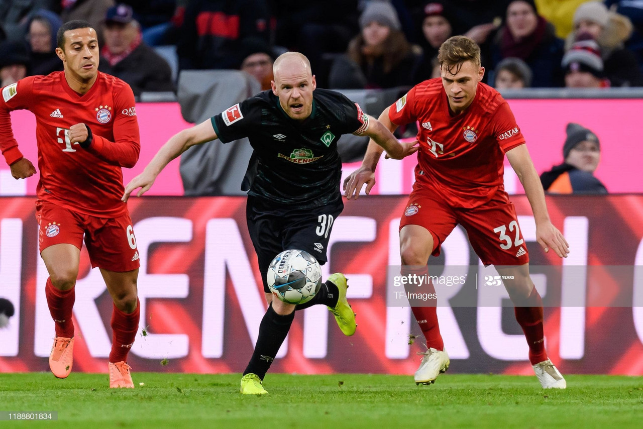 Werder Bremen vs Bayern Munich Preview: Bayern can clinch the Bundesliga title at the Weserstadion