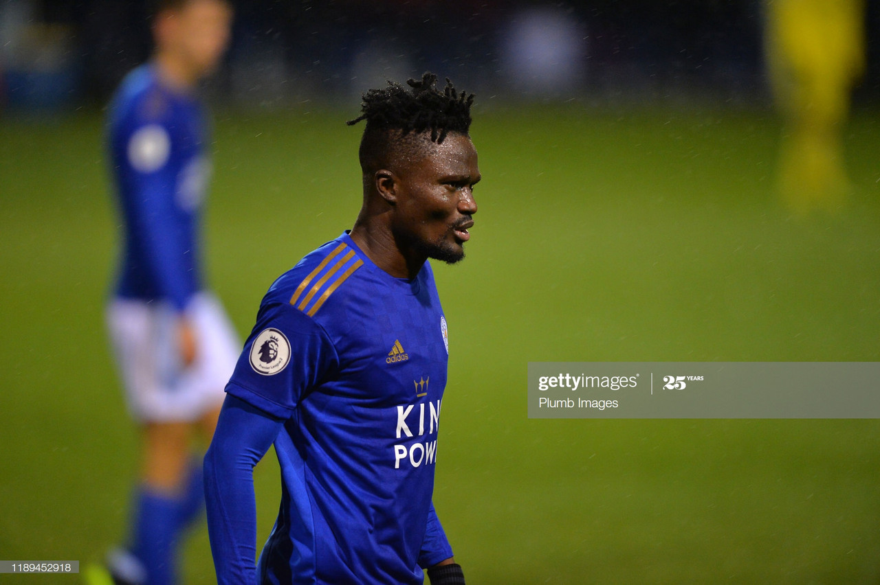 What next for Daniel Amartey at Leicester City?