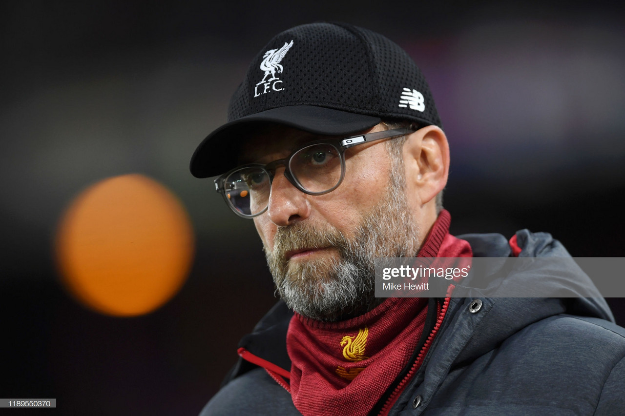 'I am not surprised it was tough', Klopp reflects on Palace win