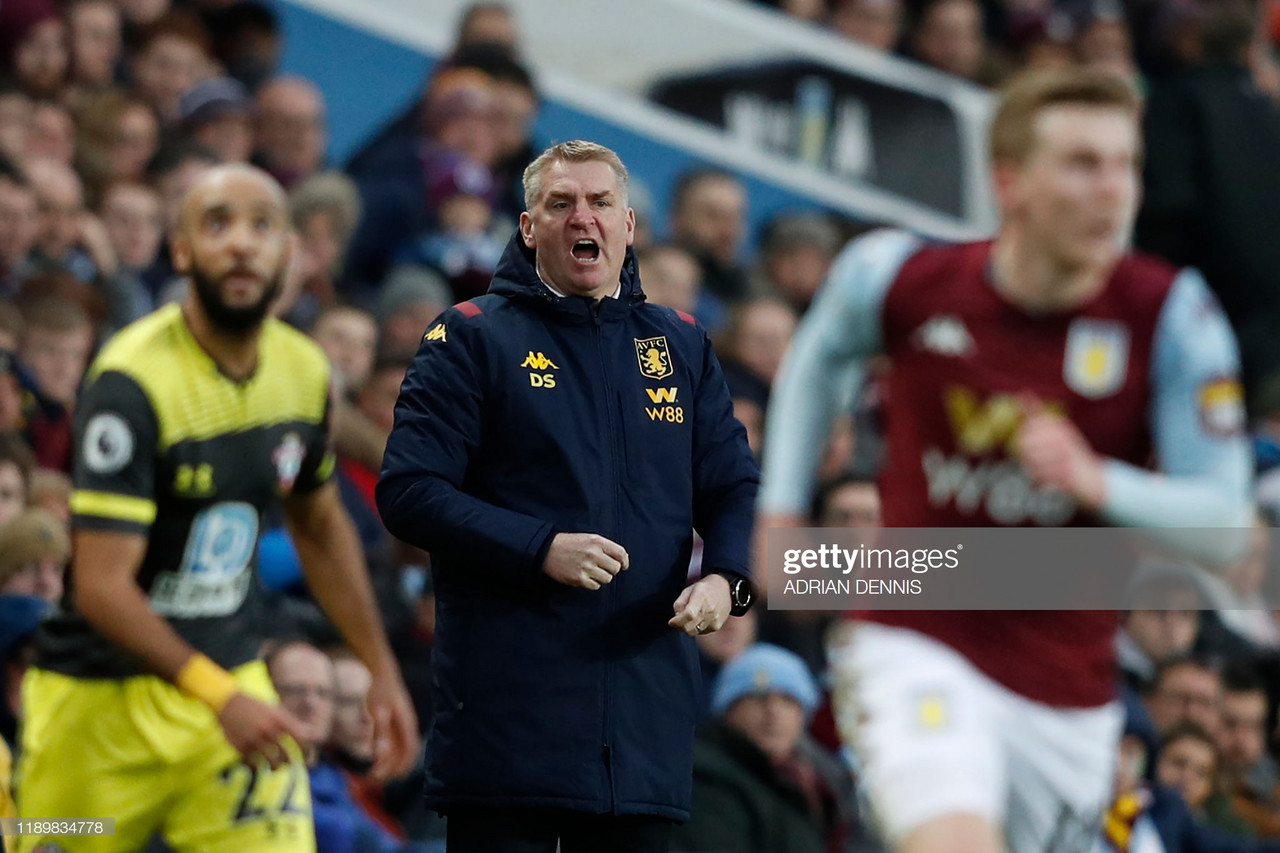 Dean Smith post Southampton: 'We have to improve quickly'