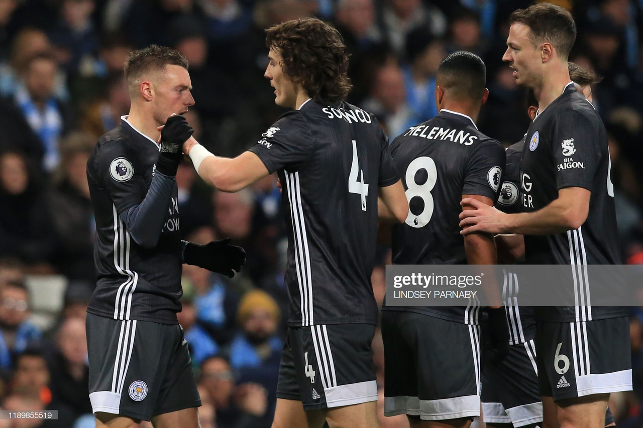 Leicester City vs Manchester City preview: Foxes host big top four clash