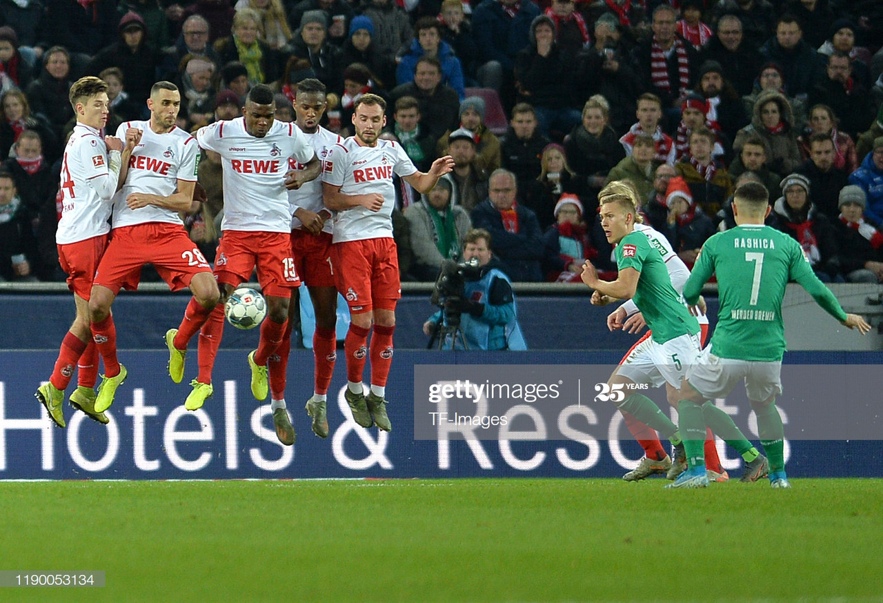 Werder Bremen vs FC Koln Preview: Green-Whites need a win to have any hope of Bundesliga survival