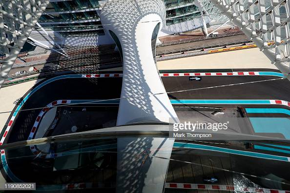 Abu Dhabi Grand Prix: Live Stream TV Updates and How to Watch Formula 1 2019