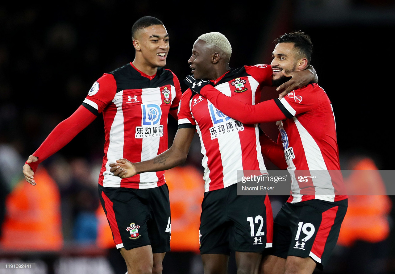 Southampton could miss star trio for remainder of the season