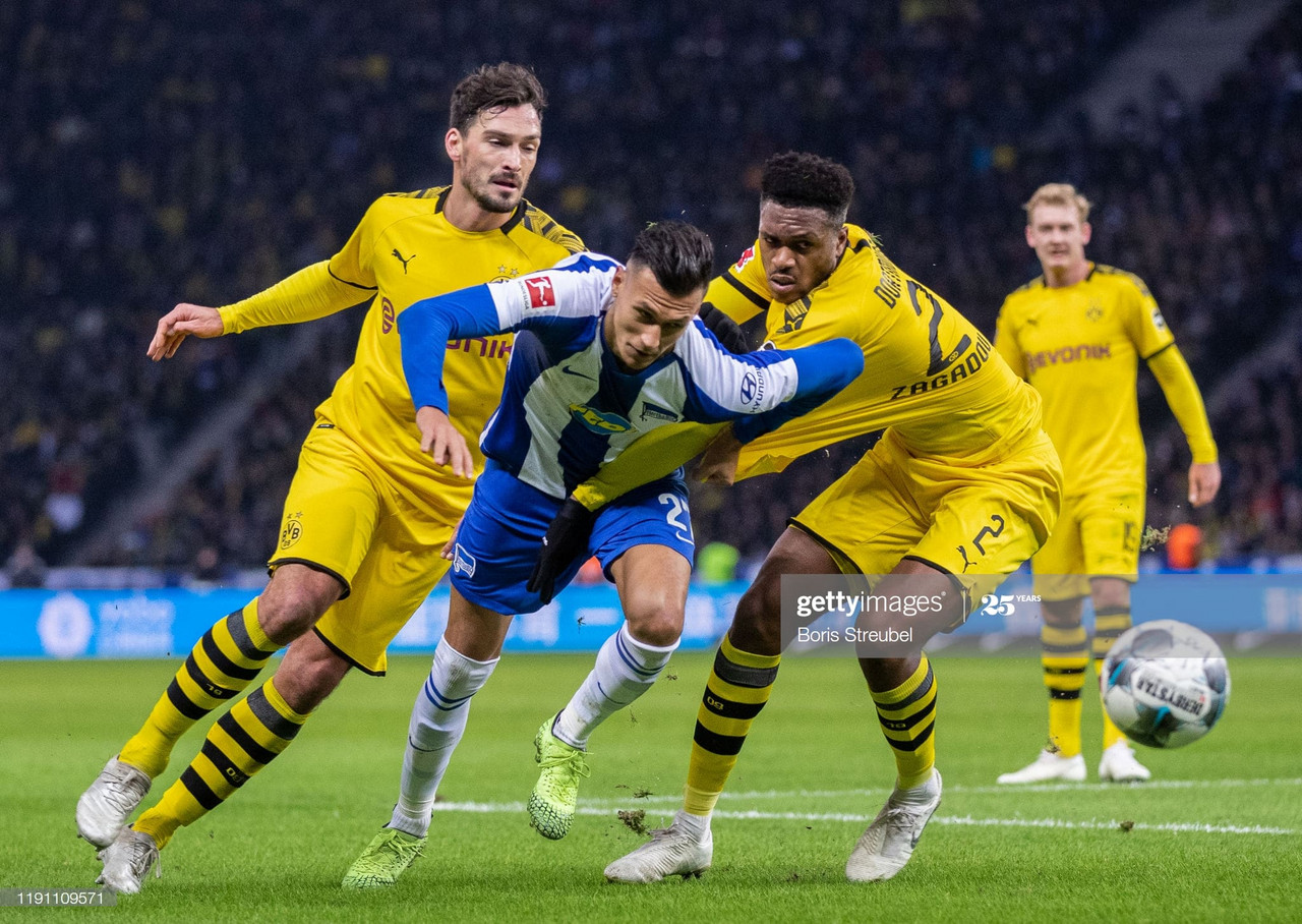 Borussia Dortmund vs Hertha Berlin match preview: Tough test for hopeful Hertha