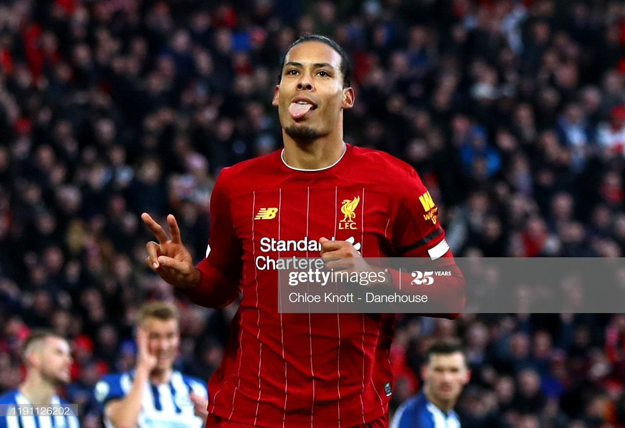 Brighton & Hove Albion vs Liverpool Preview: Reds look to continue winning form