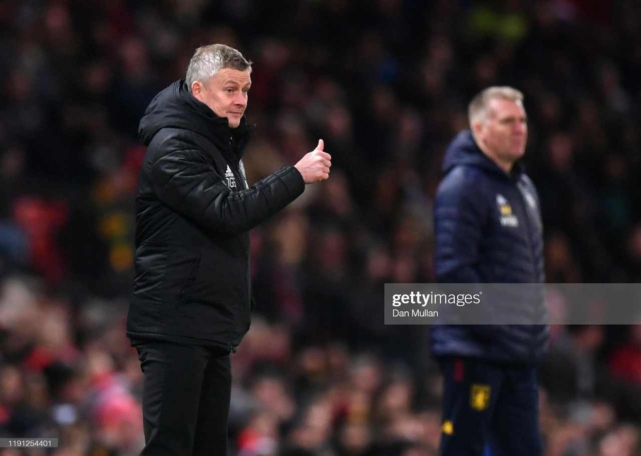 The key quotes from Ole Gunnar Solskjaer's press conference ahead of Aston Villa fixture
