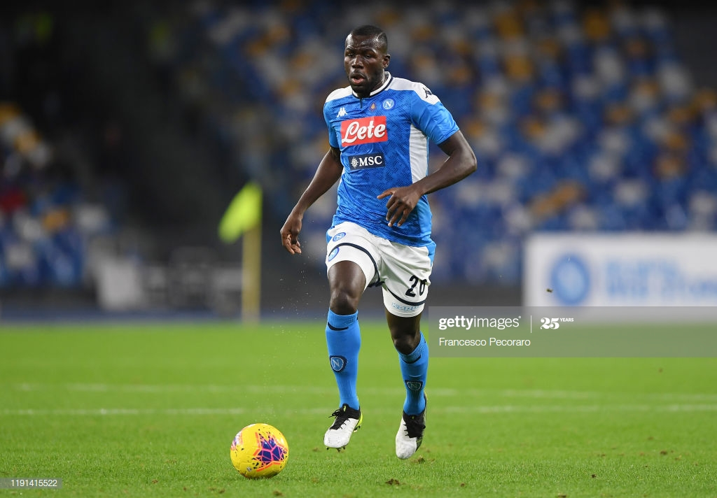 Tottenham reportedly enter the race for Kalidou Koulibaly