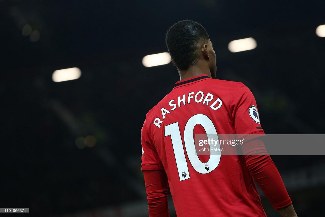 Saha: Rashford can become one of United's all-time greats