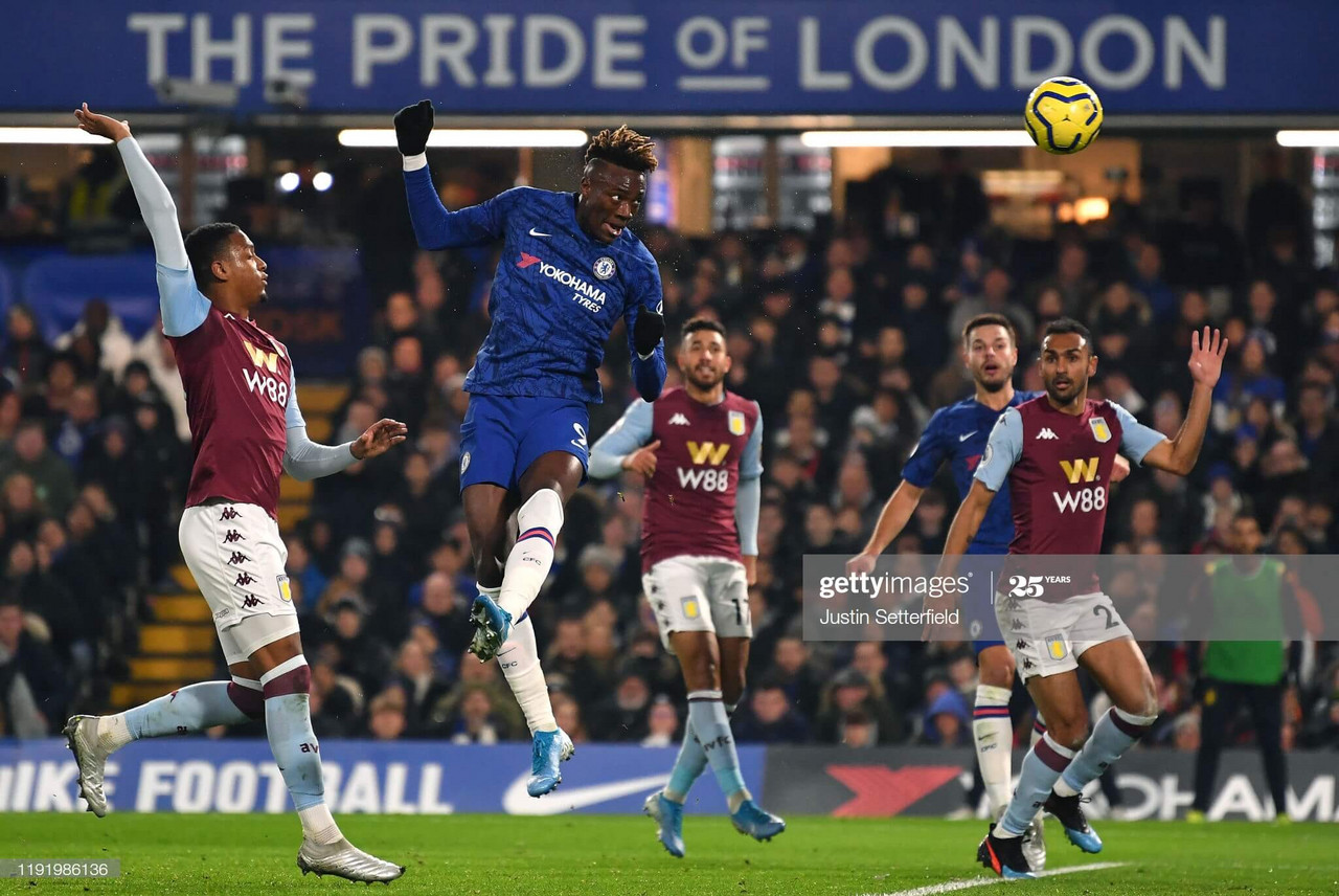 The 5 biggest and best scorelines between Chelsea and Aston Villa