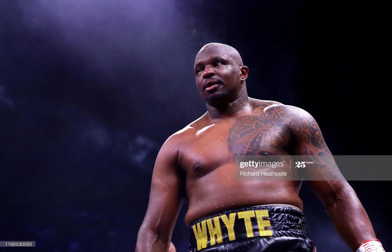 What next for Dillian Whyte?