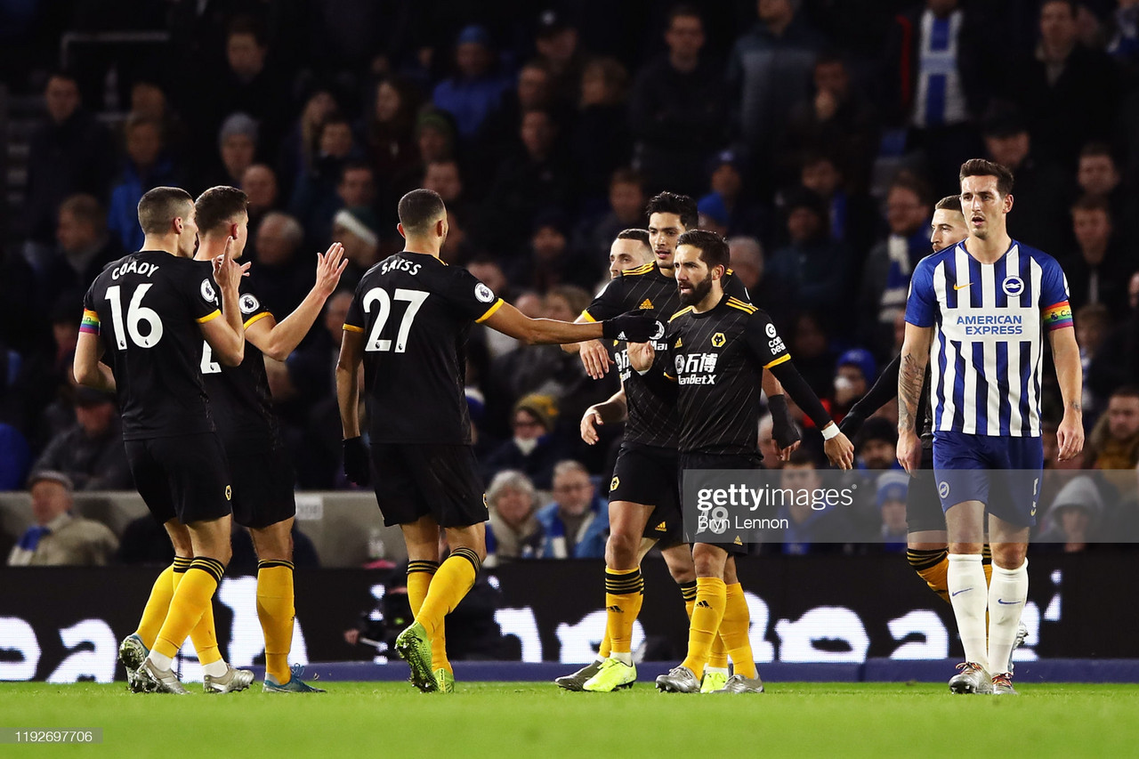 Brighton and Hove Albion vs Wolverhampton Wanderers: Pre-Match Analysis