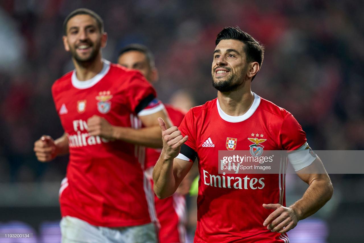 Benfica vence FC Famalicão na segunda mão da meia-final e garante lugar no Jamor.